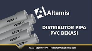 Distributor Jual Pipa PVC Bekasi HUB: 0811971879
