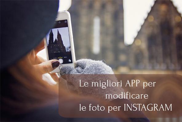 Le Pagine Di Leda Le Migliori App Per Modificare Le Foto