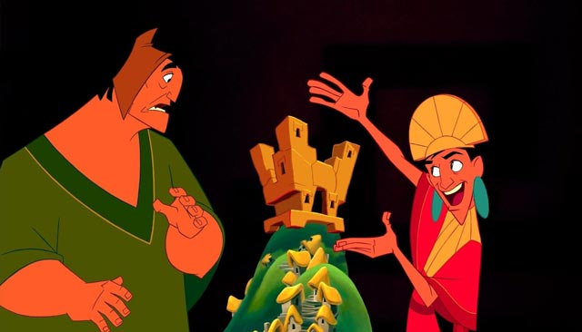 The Emperor's New Groove 2000 animatedfilmreviews.filminspector.com