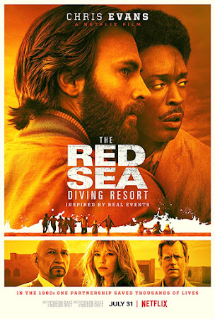 Poster Of Free Download The Red Sea Diving Resort 2019 300MB Full Movie Hindi Dubbed 720P Bluray HD HEVC Small Size Pc Movie Only At worldfree4u.com