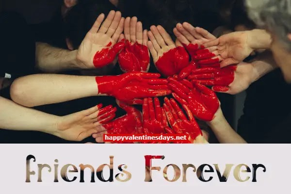 friends forever pic