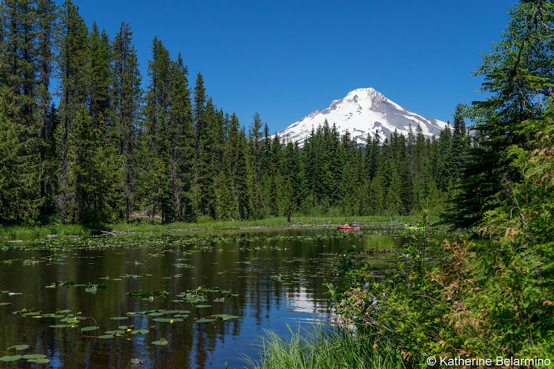 Trillium Lake Trail Things to Do In Oregon City and Mt. Hood Territory