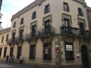 Sabadell. Casa Taulé