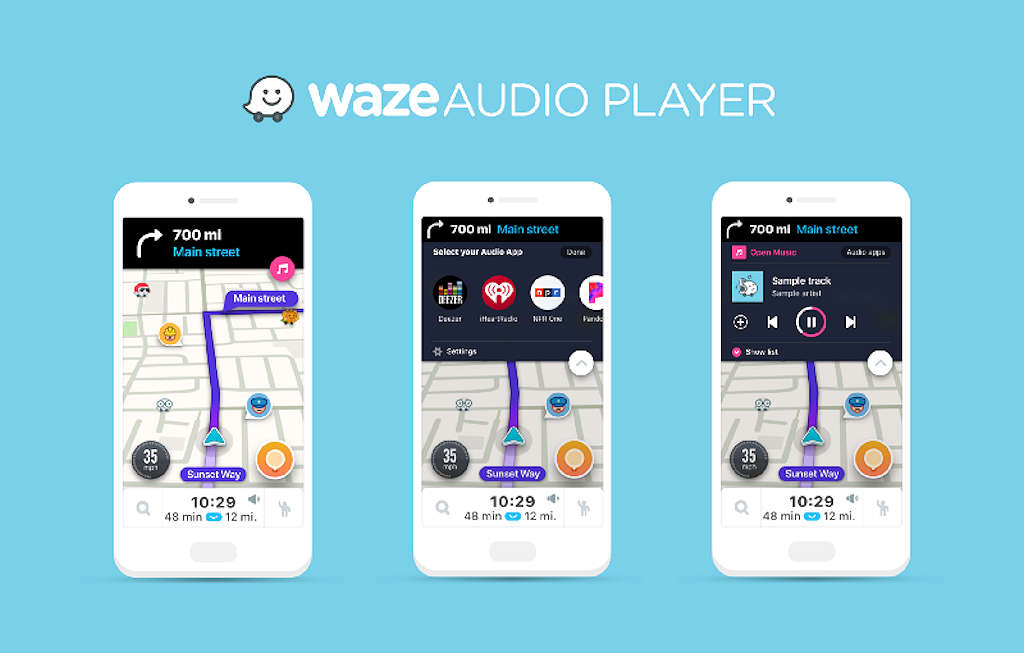 Waze Can Now Integrate with CarPlay, Spotify, and More