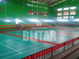 Jual Karpet Lapangan Badminton di Blitar