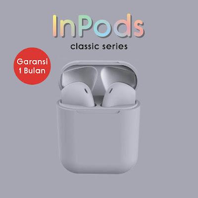 Rekomendasi headset airpod inpod Murah Berkualitas