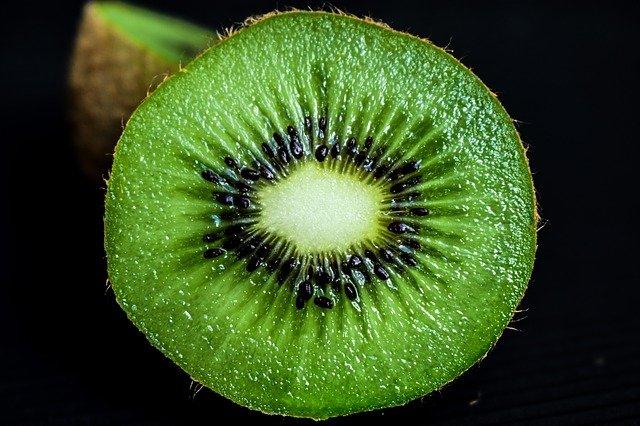 kiwi-Reduces blood clotting.