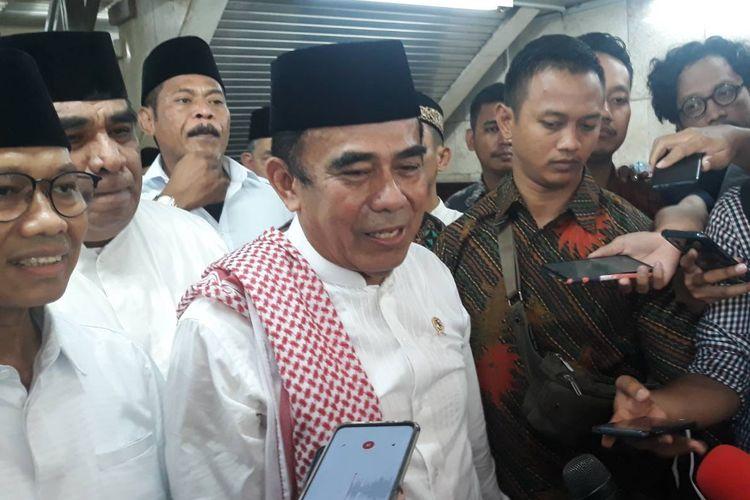 Jadi Khatib Jumat, Menteri Agama Singgung Al Hujurat: 13