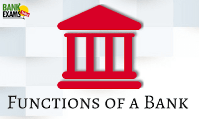 Functions of a Bank