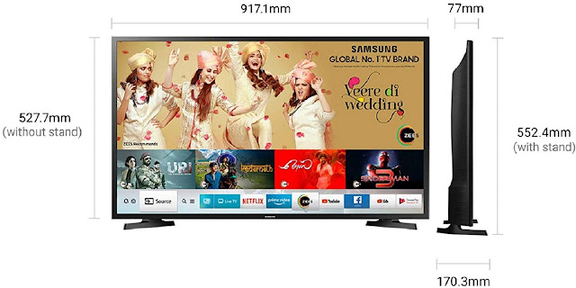 Samsung 7-in-1 Full HD Smart LED TV
