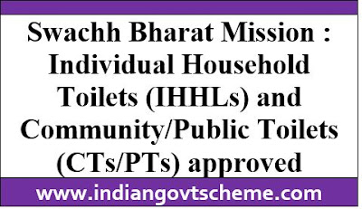 Swachh Bharat Mission Individual Household