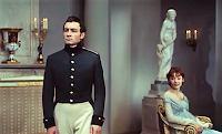 """Андрей Болконский и его жена Лиза в романе """"Война и мир"""", отношения, взаимоотношения"""