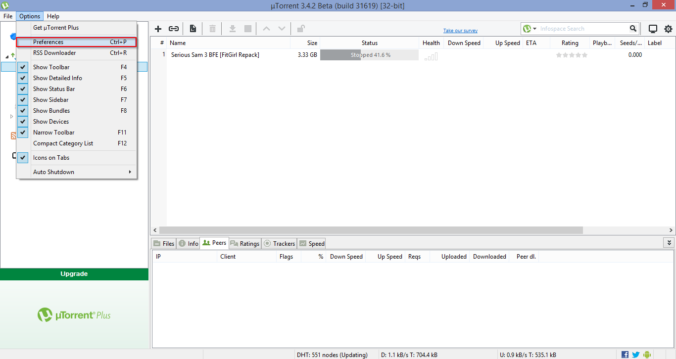 How To Run Utorrent in Universities,Colleges,Offices Through