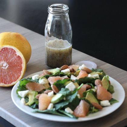 Honey and Grapefruit Salad Dressing