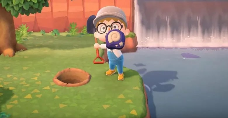 How to Find, Examine, and Museum Fossils in Animal Crossing: New Horizons