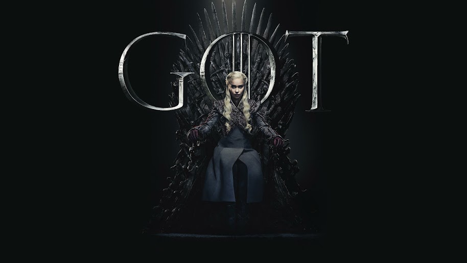 Daenerys Targaryen, Game Of Thrones, Season 8, 4K, #24
