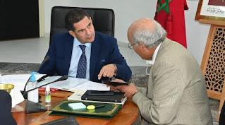 أوعويشة يدعو إلى تعزيز الرصيد اللغوي للمغاربة بالإنجليزية