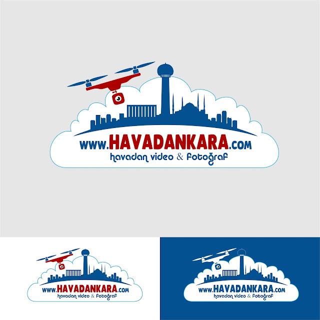 Logo Tasarımı Dron