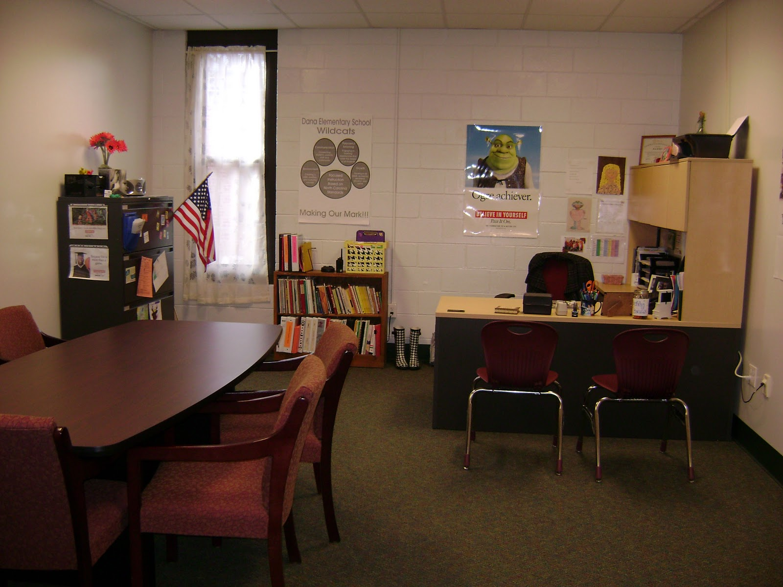 School Counselor Office Design