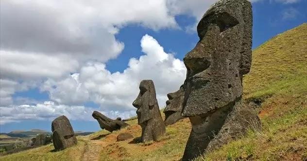 Νησί του Πάσχα: Ένας Αέναος Τόπος Μυστηρίου