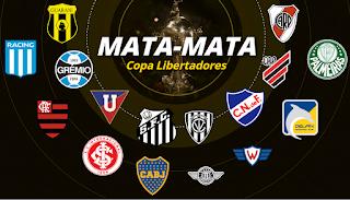 Quem vai ganhar a Libertadores? Vai começar o mata-mata