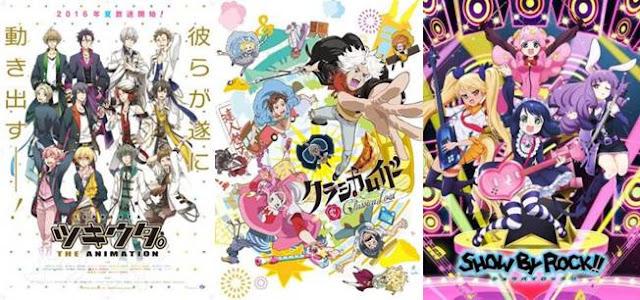 anime musik terbaik sepanjang masa