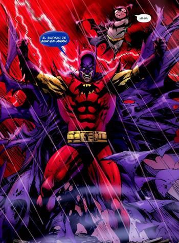 El Batman de Zur en arrh volvió en la etapa Morrison