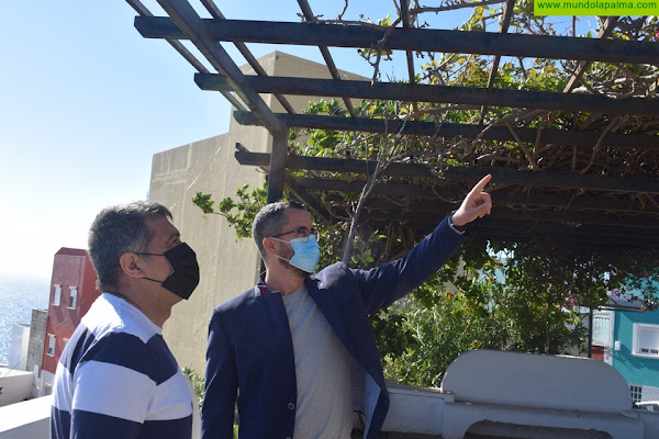 El Ayuntamiento finaliza la redacción del proyecto de mejora del Mirador de Calcinas