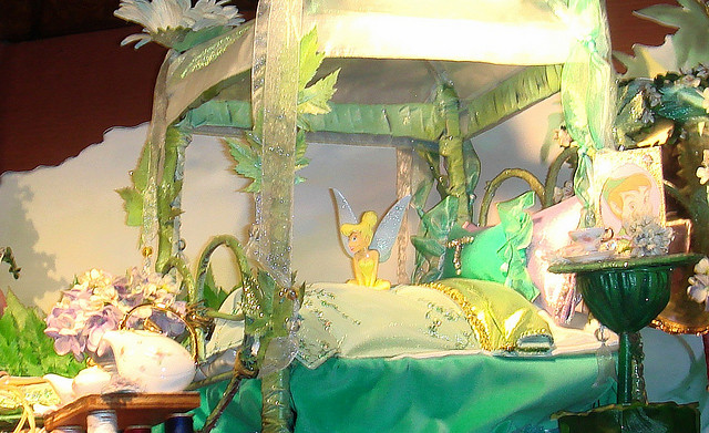 dormitorio tinkerbell bedrooms