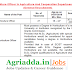 Horticulture Officer In Agriculture And Cooperation Department (General Recruitment)