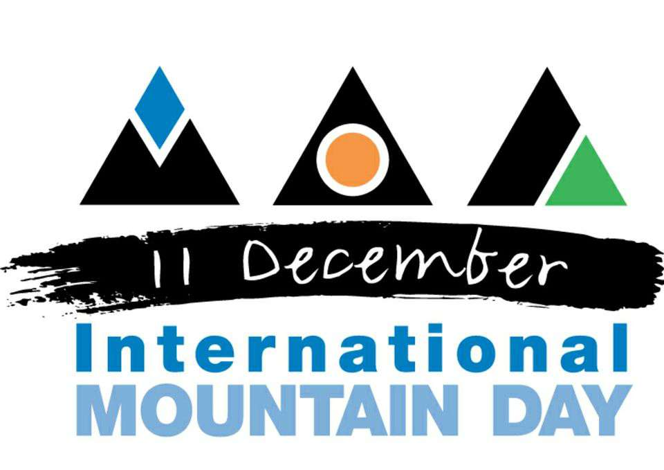 International Mountain Day Wishes Beautiful Image