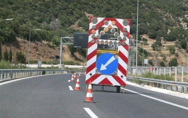 Στη διαγράμμιση του οδικού δικτύου της Π.Ε. Λάρισας προχωρά η Περιφέρεια Θεσσαλίας