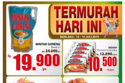 Katalog Promo SPAR Dan Ramayana Supermarket 19 - 21 Juli 2019