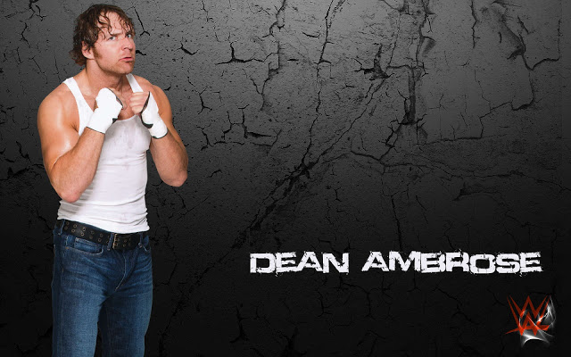 Dean Ambrose HD Wallpaper Collection