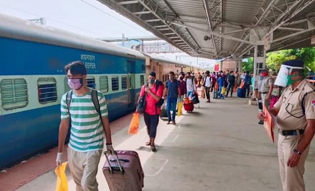 मंगलवार से शुरू हो रही 'रेल सेवा', सफर के लिए करना होगा इन नियमों का पालन