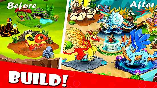 Dragon Battle Mod Apk For Android