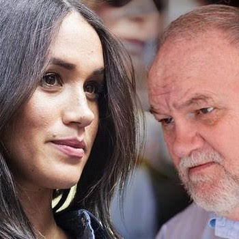 """Thomas Markle is not viewed by Judge as an """"Important Witness"""" in Meghan's UK Court case."""