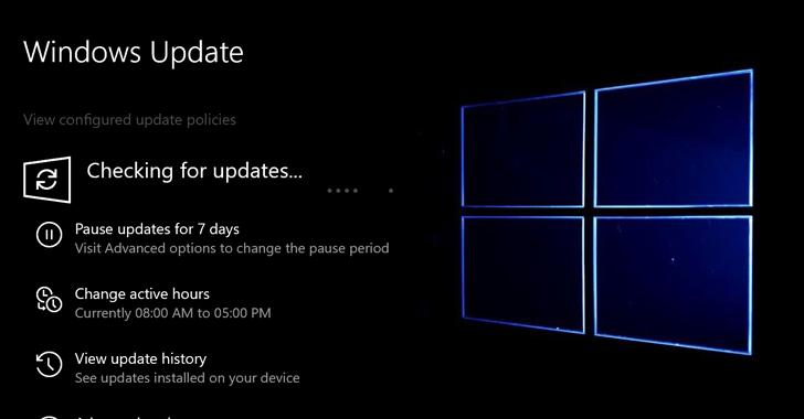 windows update software
