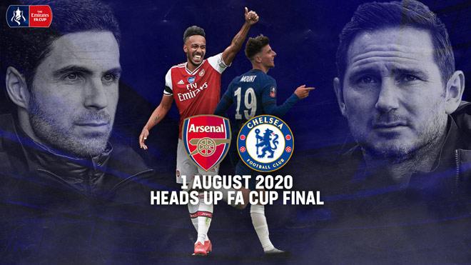"""Arsenal đấu Chelsea săn """"hat-trick"""" vô địch FA Cup: Arteta báo tin mừng gì?"""