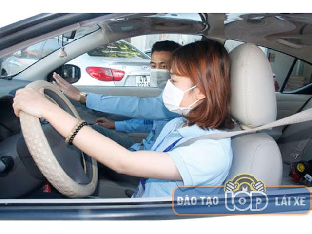 Học lái xe ô tô B1, B2, C tại Quận Cầu Giấy