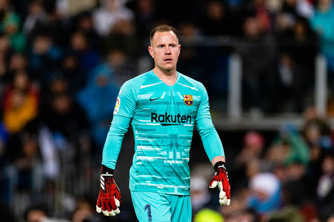 Inter show interest to land Barcelona keeper Ter Stegen next summer