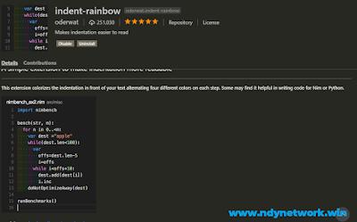 Indent Rainbow