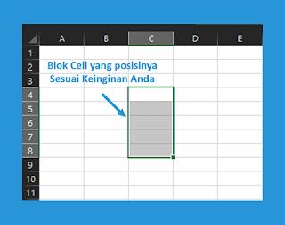 Cara Split Dokumen Excel