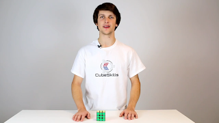 feliks zemdegs explaining rubik's cube tutorial on cubeskill youtube