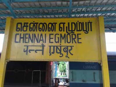 chennai egmore name change