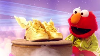 Sesame Street Elmo The Musical Athlete the Musical