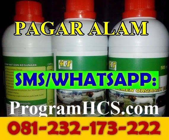 Jual SOC HCS Pagar Alam
