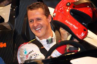 Michael Schumacher top