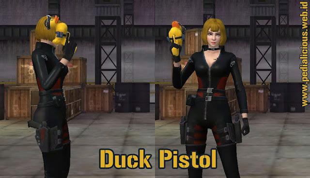 Preview Senjata Duck Pistol Point Blank Zepetto Indonesia