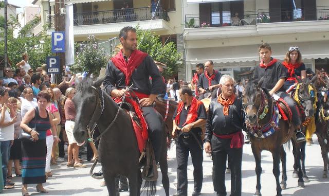 Horsemen of Mikrokastro